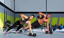 Gauntlet Fitness Kickboxing: CrossFit