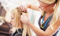 Cristophe Salon: Hair Extensions