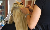Nou Veau Salon: Hair Extensions