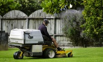 Hamilton Concrete, LLC.: Lawn Mowing