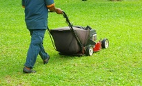 CTE Lawn Equipment: Lawn Mowing