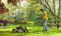A New Day Spa: Lawn Mowing