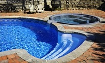 X Pool & Spa Service: Pool Cleaning