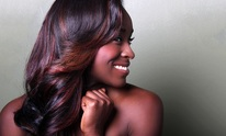 Toni Neal Salon Theory: Haircut