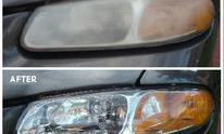 Speedys Headlight Restoration: Auto Detailing