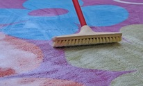 Andrea's Cleaning & Janitorial Service: Carpet Cleaning