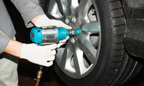 Northern Muscle Auto Restoration: Tire Balance