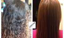 Londoner Salon And Spa: Hair Straightening