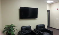 We Mount TVs Flat Screen TV Mounting Service: Handyman