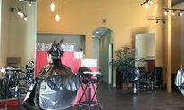 Maxline Salon: Haircut