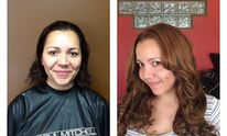 Fine Art Hair Salon: Hair Straightening
