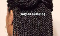 ADJIA'S Hair Braiding: Braiding
