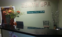 Zenith Spa: Massage Therapy