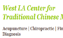 West LA Center For Traditional Chinese Medicine: Chiropractic Treatment