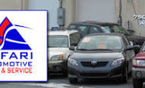 Safari Automotive Sales And Service: Oil Change