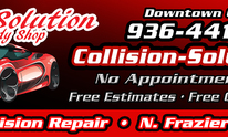Collision Solution: Dent Removal