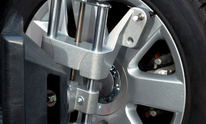 P & J Tire & Wheel: Tire Mounting