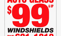 A New World Auto Glass: Windshield Replacement