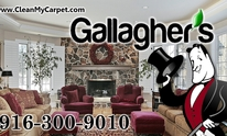 Gallagher's Carpet Care: Carpet Cleaning