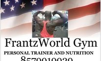 FrantzWorld Personal Training: Nutritional Counseling