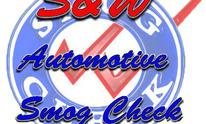S&W Auto Smog Check: Smog Check