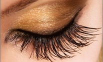 The Pamper Studio: Eyelash Extensions