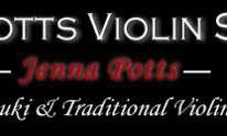 Potts Violin Studio: Music Lessons