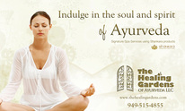 The Healing Gardens Of Ayurveda: Massage Therapy