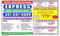 Express Dry Carpet Cleaning: Carpet Cleaning