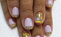 Vanna Nail Spa: Manicure