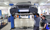 German Automotive Services: Tire Rotation