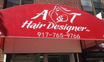 A&T Hair Designer Inc: Makeup Application