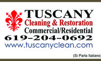 Tuscany Carpet Cleaning And Floor Restoration: Upholstery Cleaning