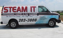Steam It: Upholstery Cleaning