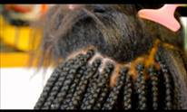 Essence Black Hair Salon: Braiding