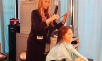 Damron Fletcher Salon: Hair Straightening