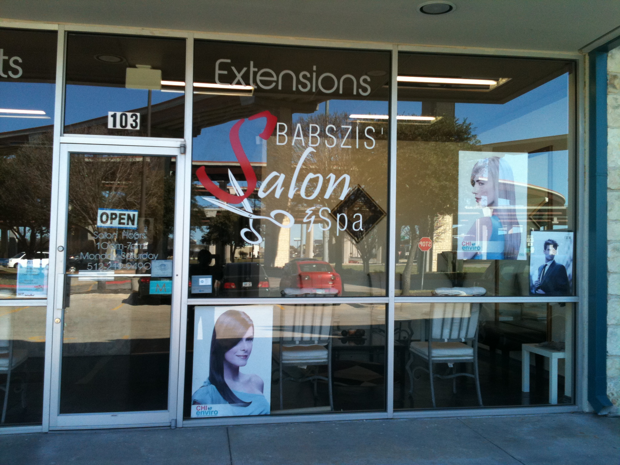 Babszis Hair Salon And Spa: Austin, TX  Haircut  Book Online