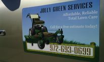 Jolly Green Services: Lawn Mowing