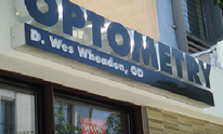 Dr. Wes Wheadon, Optometry: Eye Exam