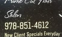 Prime Cut Hair Salon: Haircut
