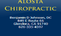 Alosta Chiropractic: Chiropractic Treatment