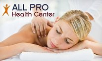 All Pro Health Center: Chiropractic Treatment