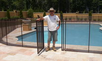 Life Saver NC Pool Safety Fence & Solutions: Child Pool Safety Fence
