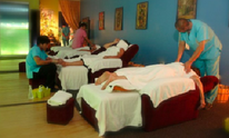 Paradise Spa: Massage Therapy