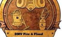 DMV Fire And Flood: House Cleaning