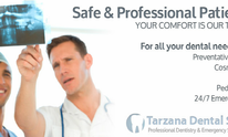Tarzana Dental Specialists: Dental Exam & Cleaning
