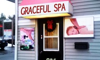 Graceful Massage Spa: Body Scrub