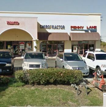 La_mirada_chiropractor_office_storefront