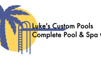 Luke's Custom Pool Service And Repair: Pool Cleaning