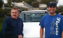 Squeegee Masters: Gutter Cleaning